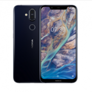 NOKIA 诺基亚 X7 智能手机 暗夜蓝 4GB+64GB