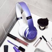 Beats Solo3 Wireless 头戴式耳机 紫色