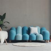 wowdsgn 尖叫设计 北欧简约趣味五指沙发 单人位