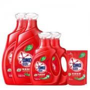 OMO 奥妙 除菌除螨洗衣液 16.8斤+洗护礼包