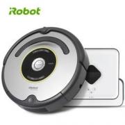 iRobot Roombar 651扫地机器人+Braava381擦地机器人套装 2499元包邮