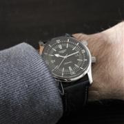 LONGINES 浪琴 Heritage 经典复古系列男士复古潜水机械腕表