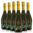 CAVICCHIOLI 卡维留里 意大利之花 甜型起泡葡萄酒 750ml*6瓶 *2件 576元包邮(需用券,合288元/件)576元包邮(需用券,合288元/件)