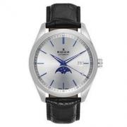 EDOX 依度 Les Vauberts 80505-3-AIBU 男士机械腕表 359美元约¥2426(需用码)