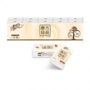 APP 清风 原木纯品 手帕纸 迷你型 3层10张*10包 3.8元