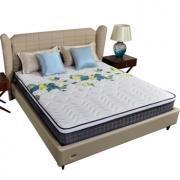 21日20点:SLEEMON 喜临门 魔方 乳胶弹簧床垫 180*200*25cm
