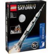 LEGO 乐高  NASA 阿波罗计划 土星5号运载火箭 21309