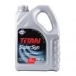 Fuchs 福斯 Titan SuperSyn 泰坦 5W-30 4L装德国进口机油 *4件 +凑单品570.34元包邮包税(合142.59元/件)