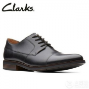 Clarks 其乐 Becken Cap 男士真皮休闲鞋220元包邮