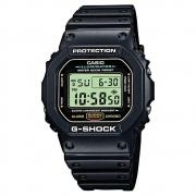 CASIO 卡西欧 G-SHOCK DW-5600E-1VDF 经典电子手表