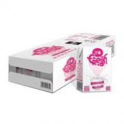 Laciate 兰雀 唯鲜全脂牛奶 200ml*24盒/箱装 *4件 147元包邮(双重优惠)