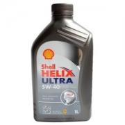 Shell 壳牌 Helix Ultra 超凡灰喜力 SN 5W-40 全合成机油 1L 德产 *16件