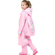 SHINY GRAIN 儿童雨衣 带书包位 粉色M  53元包邮53元包邮