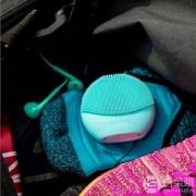 FOREO LUNA Play Plus 玩趣增强版电硅胶按摩洁面仪 蓝色 Prime会员免费直邮含税