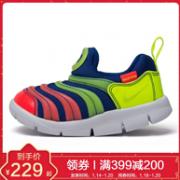 18日:NIke 耐克 儿童 毛毛虫运动鞋229元起(专柜429元)