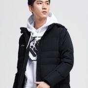 LI-NING 李宁 AYMN133 男子长款羽绒服