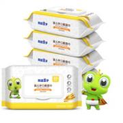 FROGPRINCE 青蛙王子 手口湿巾 80片 5包装 19.9元包邮(24.9-5)