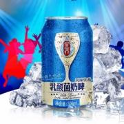 宜养 乳酸菌奶啤300ml*6瓶