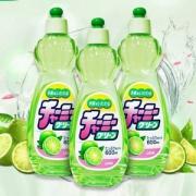 lion 日本狮王 CHARMY GREEN柠檬洗洁精 600ml*3瓶