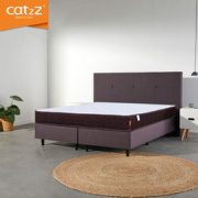 CatzZ 瞌睡猫 泰国天然乳胶床垫邦尼尔弹簧床垫 舒适版  1149元包邮