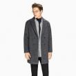 InteRight 男士经典双排毛呢大衣 *2件357.78元包邮(需用券,合178.89元/件)