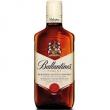 欧销量第1威士忌!3瓶x500ml Ballantine's 百龄坛 特醇苏格兰威士忌146元包邮,合48.6元/瓶