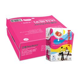 Lacheer 兰雀 常温草莓味酸奶 200g*24盒 *3件 +凑  143元包邮
