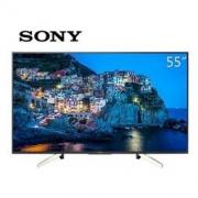 SONY 索尼 KD-55X7500F 55英寸 4K 液晶电视 4099元包邮