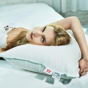 FOSSFLAKES 全棉舒适 优质中高枕 *2件