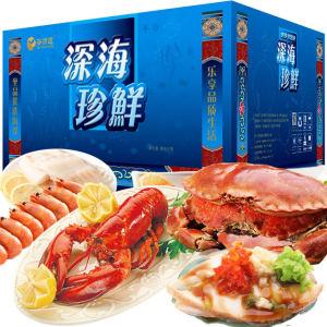 谷源道 海鲜大礼包 3298型 10种/7.5斤