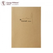 George Willsons A4康奈尔笔记本8.5元包邮