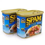 SPAM 世棒 经典午餐肉罐头 340g*4罐  79.9元包邮
