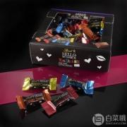 Lindt 瑞士莲 Hello系列 Mini迷你巧克力棒礼盒800g(含四种口味) Prime会员凑单免费直邮含税