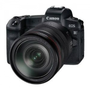 Canon 佳能 EOS R 全画幅 专微相机套机(RF 24-105mm F4 L IS USM镜头)18999元包邮