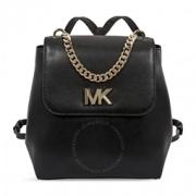 Michael Kors Mott 黑色链条双肩包 120.69美元约¥817(需用码)120.69美元约¥817(需用码)