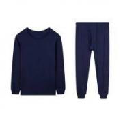 MAXWIN 马威 174177607B 咖啡碳+5°保暖内衣套装 *2件