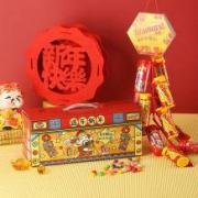 喜提鞭炮、虹运燃爆:箭牌 彩虹糖逗乐新年糖果礼盒