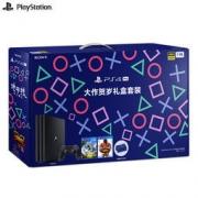 14日0点:SONY 索尼 PlayStation 4 Pro(PS4 Pro) 1TB 游戏主机 大作贺岁套装 限量礼盒版 2799元包邮