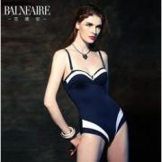 BALNEAIRE 范德安 BA01Y0010060290 女子连体泳衣 128元包邮,可200-20