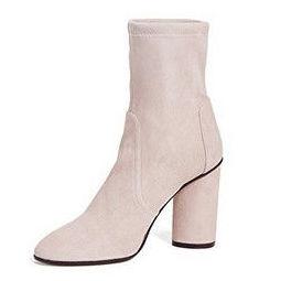 STUART WEITZMAN 斯图尔特·韦茨曼 Margot 女士短靴 193.54美元约¥1309