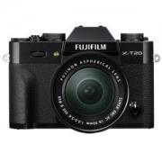 FUJIFILM 富士 X-T20(16-50mm f/3.5-5.6) APS-C画幅无反相机套机 黑色