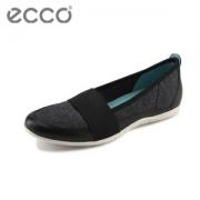 限36码,ECCO 爱步 BLUMA 布鲁玛 女士休闲一脚蹬平跟鞋 Prime会员免费直邮含税