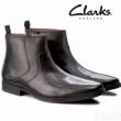 Clarks 其乐 Tilden 男士真皮拉链短靴 Prime会员免费直邮到手409元