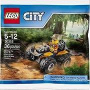 LEGO 乐高 City 系列 丛林越野车