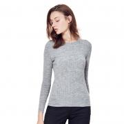 网易严选  女式圆领羊毛衫¥165