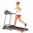 Sunny Health& Fitness 家用静音可折叠跑步机SF-T4400秒杀价1399元包邮