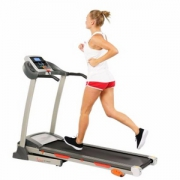 Sunny Health& Fitness 家用静音可折叠跑步机SF-T4400