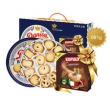 Danisa 皇冠 丹麦曲奇饼干礼盒装 681g 59元包邮(69-10)59元包邮(69-10)