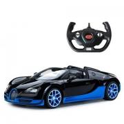 Rastar 星辉 70440 充电式玩具遥控车 1:14布加迪88.00元