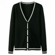 Semir 森马 针织衫男 19058061402 黑色 XL 49.95元(1件5折)